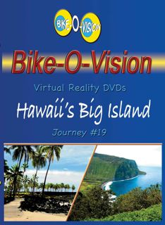 Spin Class Video Bike O Vision Hawaii Big Island