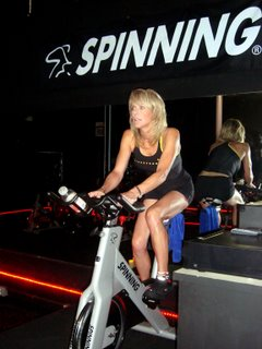 Spinning Instructor Barbara Hoots on the Indoor Cycle Instructor Podcast