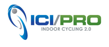 ICI/PRO Logo on www.indoorcycleinstructor.com