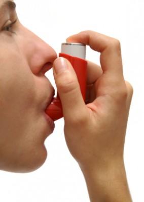 Using an inhaler at http://www.indoorcycleinstructor.com