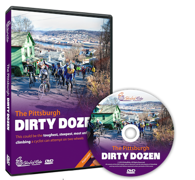 Spinning class video dirty dozen hill climb pittsburgh