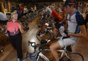 Bringing cyclists into your Indoor Cycling Studio