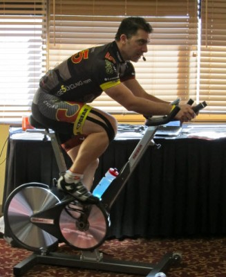 Tom Scotto Joins ICI/PRO Indoor Cycle Instructor.com
