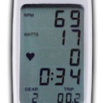 Keiser M3 Indoor cycling bike power meter
