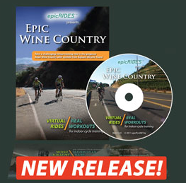 Spin class video from epic planet dvd