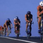 triathlon training with spinning indoor cycling
