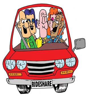 Room and Ride Share for the ICI/PRO conference