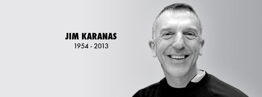 We'll miss you Jim!