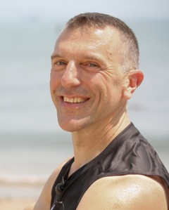 Indoor Cycling Group ICG Master Instructor Jim Karanas