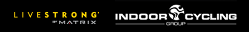 ICI/PRO partner livestrong indoor cycling group