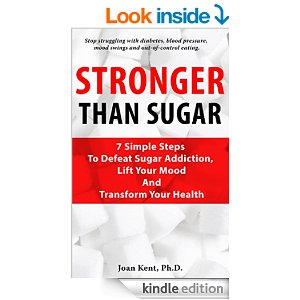 Cure Sugar-addiction as a solution for weight loss