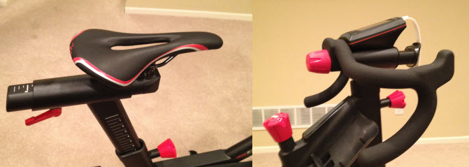freemotion s11.0 saddle and drop bars