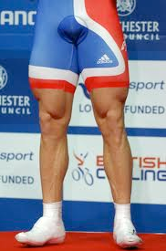 Big legs from indoor cycling