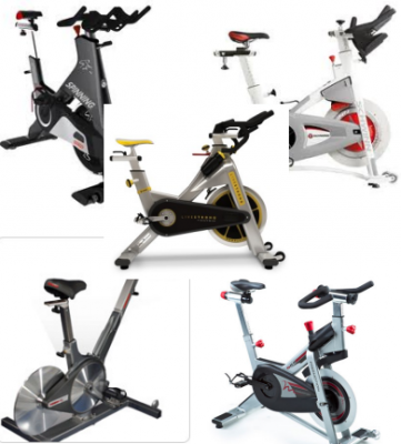 Star Trac, Schwinn, Keiser, Livestrong and FreeMotion at IHRSA