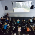 ICG livestrong Myride indoor cycling class video