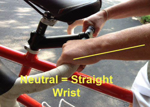 Correcting Indoor Cycling Form Problems Numb or Tingling Hands
