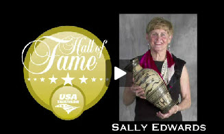 Sally Edwards Triathlon Hall of Fame