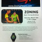 Zoning Fitness Heart Rate Training