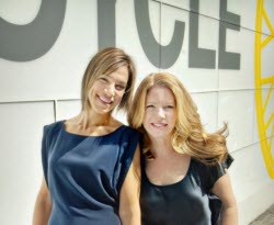 SoulCycle founders Elizabeth Cutler and Julie Rice