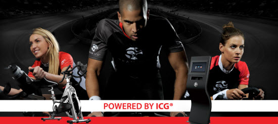powered by ICG