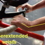 Hyperextended-Wrists-in a spinning class can lead-to-numbness-and-carpal tunnel-tingling-hands