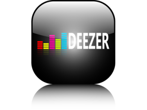 Deezer for cycling and training class music