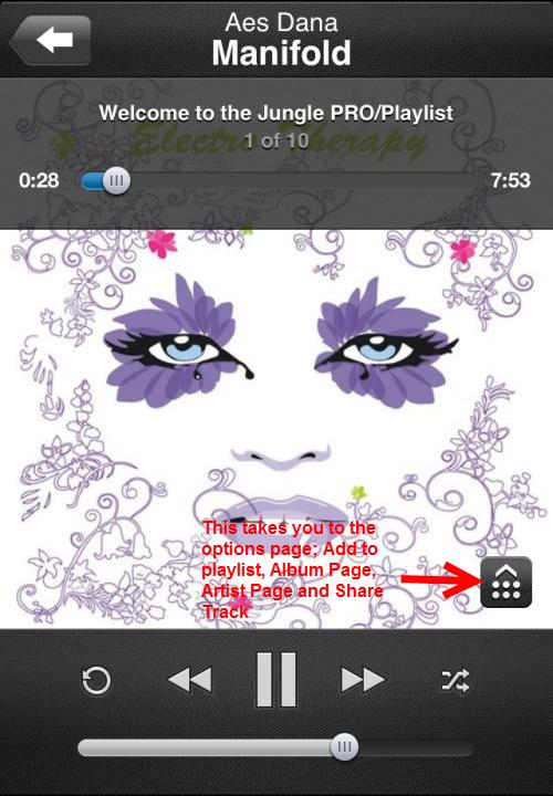 Teach a Spinning Class using Deezer music and an iPhone