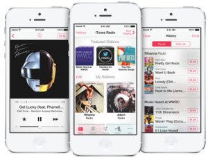 Will the new iTunes Radio work for your Indoor Cycling class