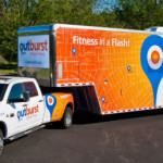 Mobile Fitness cycling Studio
