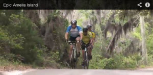 epic amelia island spin class video