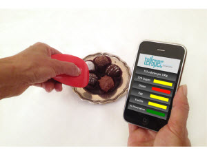 TellSpec Food Scanner App for iphone and android phones