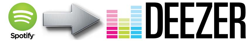 Spotify to Deezer Playlist converter