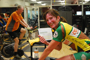 Robin Robinson Cycle Moles Indoor Cycling DVDs
