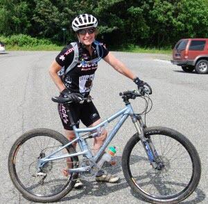 Cycling Coach Robin Robertson