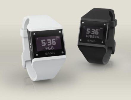 Basis Fitness Watch Band
