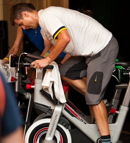 Freemotion Indoor Cycle with power