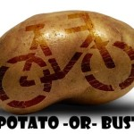 Potatoes Not Bars: Fuel Without Sugar on Long Rides