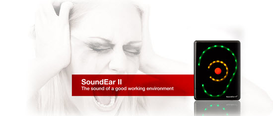 Fitness Studio Sound Meter