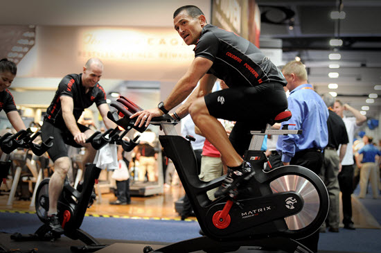 Team ICG IC7 Indoor Cycle Review