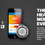 Ticker Bluetooth and Ant+ Heart Rate Monitor