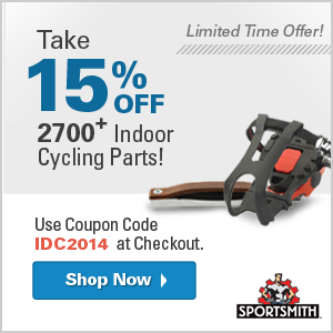 Discount parts for Star Trac Spinning®, Schwinn, Keiser and FreeMotion Indoor Cycles