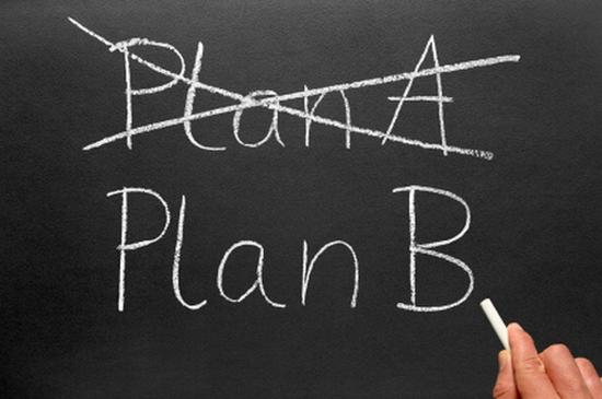 Plan B eating