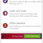 YouTube Music Key Streaming service