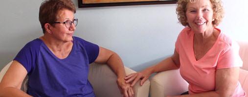 Meet Parkinson's Cycling Coach Kathy Helmuth