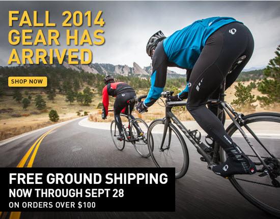Pearl iZumi discount bike clothing