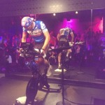 Ride indoors with a Pro Cyclist and he'll have you doing high cadence standing climbs