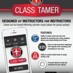 Schwinn Class Tamer Indoor Cycling Instructor iPhone App