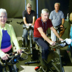 Multiple benefits to Indoor Cycling for Seniors