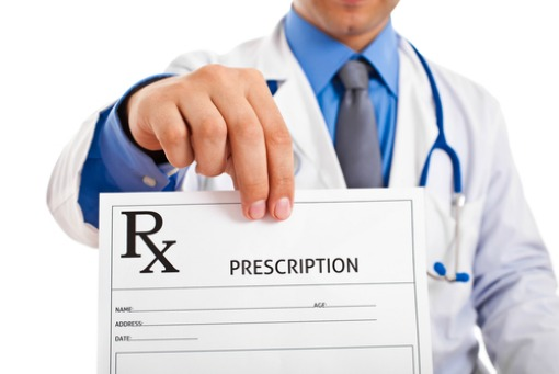 Prescriptive Exercise - Your Doctor writing a perscription for you to attend indoor cycling classes