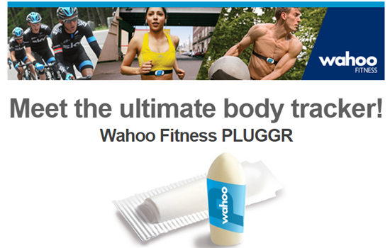 Is this the ultimate in wearable fitness technology?